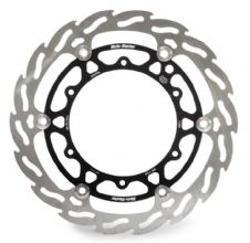 Moto-Master Brake Disc Flame Front Floating 270mm Oversize CR125/250 04-07, CRF250/450 04-14